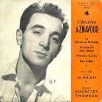 Cover Charles Aznavour - Le chemin de l'éternité