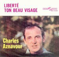 Cover Charles Aznavour - Liberté