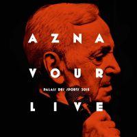 Cover Charles Aznavour - Live - Palais des Sports 2015