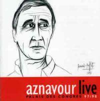 Cover Charles Aznavour - Live: Palais des Congrès 97/98