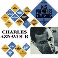 Cover Charles Aznavour - Mes premières chansons