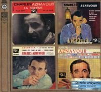 Cover Charles Aznavour - Music Ages: Grandes Intérpretes - Charles Aznavour, Volume 10