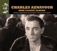 Cover Charles Aznavour - Nine Classic Albums