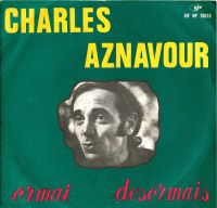 Cover Charles Aznavour - Ormai