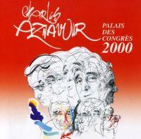 Cover Charles Aznavour - Palais des Congrès 2000