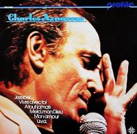 Cover Charles Aznavour - Profile