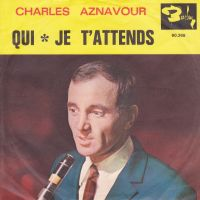 Cover Charles Aznavour - Qui?