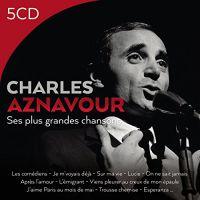 Cover Charles Aznavour - Ses plus grandes chansons