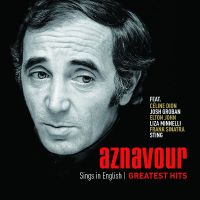 Cover Charles Aznavour - Sings In English | Greatest Hits