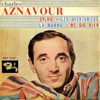 Cover Charles Aznavour - Sylvie