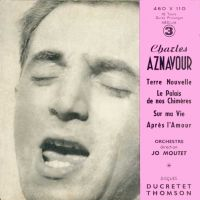 Cover Charles Aznavour - Terre nouvelle