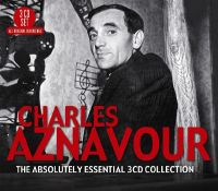 Cover Charles Aznavour - The Absolutely Essential 3 CD Collection
