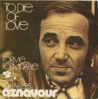 Cover Charles Aznavour - To Die Of Love