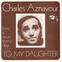 Cover Charles Aznavour - To My Daughter