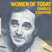Cover Charles Aznavour - Woman Of Today