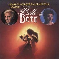 Cover Charles Aznavour & Liane Foly - La belle et la bête