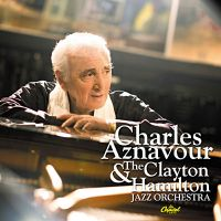 Cover Charles Aznavour & The Clayton Hamilton Jazz Orchestra - Charles Aznavour & The Clayton Hamilton Jazz Orchestra