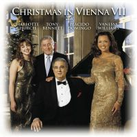 Cover Charlotte Church / Tony Bennett / Placido Domingo / Vanessa Williams - Christmas In Vienna VII