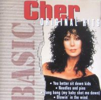 Cover Cher - Original Hits