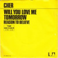 Cover Cher - Will You Love Me Tomorrow