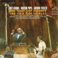 "Cover Chet Atkins / Boston Pops / Arthur Fiedler - The ""Pops"" Goes Country"