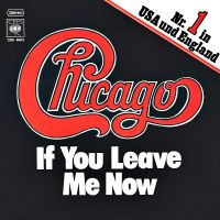 Cover Chicago - If You Leave Me Now