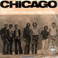 Cover Chicago - I'm A Man