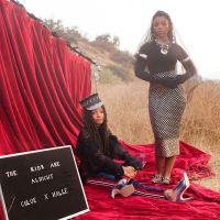 Cover Chloe x Halle - The Kids Are Alright