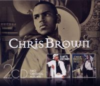 Cover Chris Brown - 2CD: Chris Brown / Exclusive