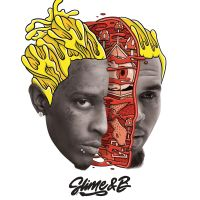 Cover Chris Brown & Young Thug - Slime & B