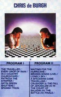 Cover Chris De Burgh - Best Moves