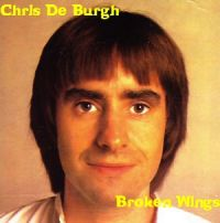 Cover Chris De Burgh - Broken Wings