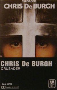 Cover Chris De Burgh - Crusader