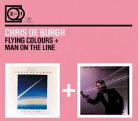 Cover Chris De Burgh - Flying Colours + Man On The Line