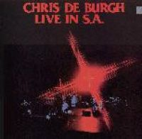 Cover Chris De Burgh - Live In S.A.