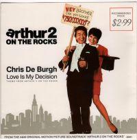 Cover Chris De Burgh - Love Is My Decision