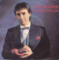 Cover Chris De Burgh - Man On The Line