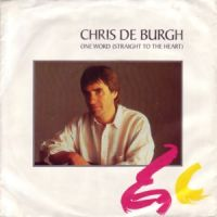 Cover Chris De Burgh - One Word (Straight To The Heart)
