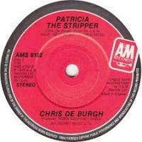 Cover Chris De Burgh - Patricia The Stripper