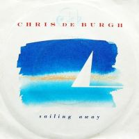 Cover Chris De Burgh - Sailing Away