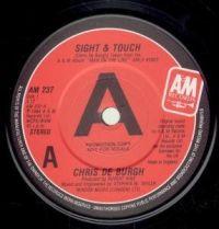Cover Chris De Burgh - Sight & Touch