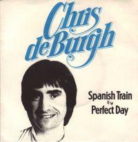 Cover Chris De Burgh - Spanish Train
