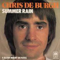 Cover Chris De Burgh - Summer Rain