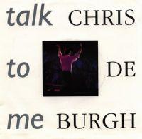 Cover Chris De Burgh - Talk To Me