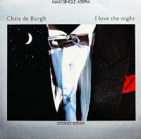 Cover Chris De Burgh - The Ecstasy Of Flight (I Love The Night)