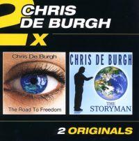 Cover Chris De Burgh - The Road To Freedom + The Storyman