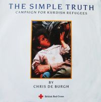Cover Chris De Burgh - The Simple Truth (A Child Is Born)