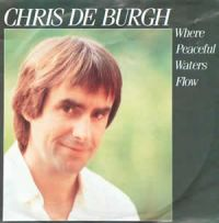 Cover Chris De Burgh - Where Peaceful Waters Flow