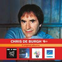 Cover Chris De Burgh - x4CD: 4 Original Albums