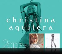 Cover Christina Aguilera - Christina Aguilera + Stripped